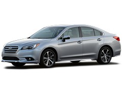 2017 Subaru Legacy Pricing
