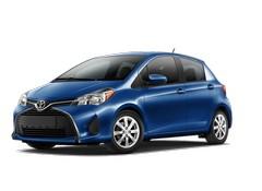 2015 Toyota Yaris Pricing