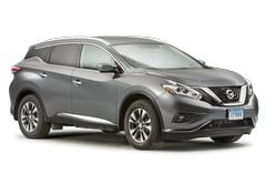 2017 Nissan Murano Pricing
