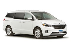 2017 Kia Sedona Pricing