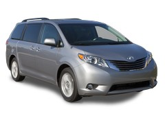2016 Toyota Sienna Pricing