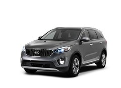 2017 Kia Sorento Pricing