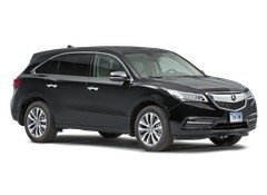 2017 Acura MDX Pricing