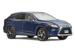 2017 Lexus RX Pricing