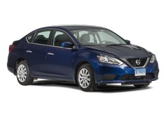 2017 Nissan Sentra Pricing