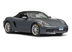 718 Boxster Base 4-cyl