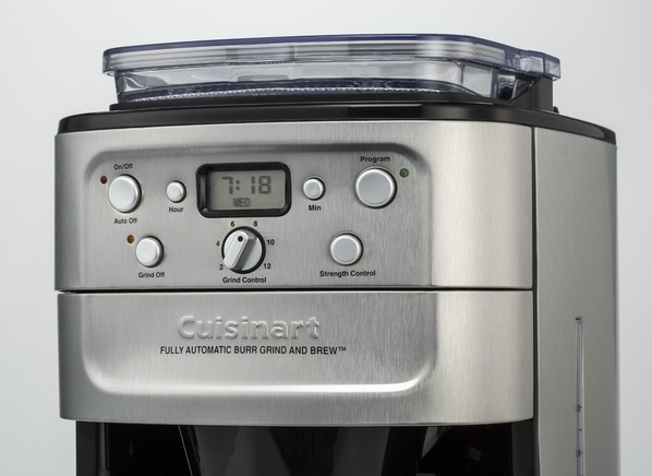 Consumer Reports - Cuisinart Burr Grind & Brew DGB-700BC Reviews
