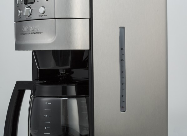 Cuisinart Grind And Brew Coffee Maker Dgb 700bc : Consumer Reports - Cuisinart Burr Grind & Brew DGB-700BC