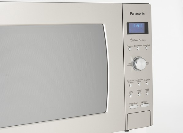 Countertop Microwave Reviews Consumer Search : Panasonic Prestige NN-SD997[S] Microwave Oven - Consumer Reports