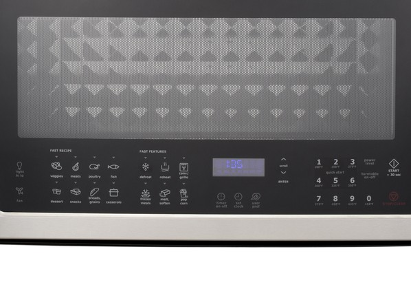 Electrolux Iq Touch Ei30bm60ms Microwave Oven Consumer