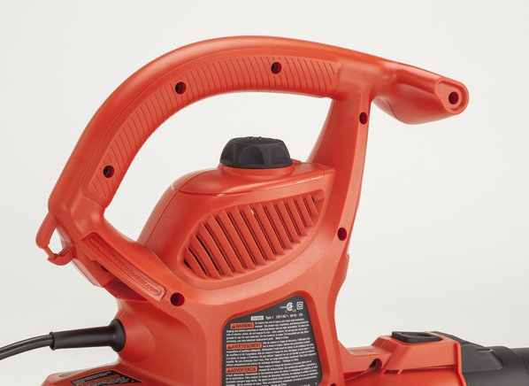 Corded Electric Leaf Blower : Black decker bv leaf blower prices consumer reports
