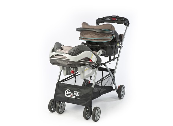 Baby Trend Snap-N-Go Double Stroller - Consumer Reports