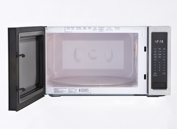 Countertop Dishwasher Consumer Reports : KitchenAid KCMS2255BSS Microwave Oven Reviews - Consumer Reports