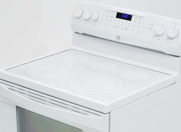 900mm precision induction cooktop