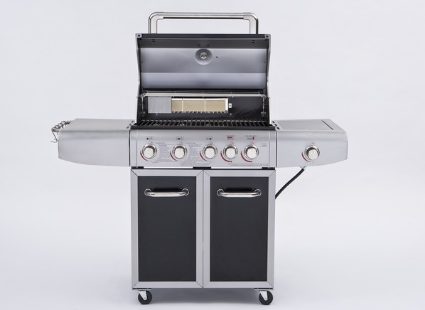 Uniflame Gas Grill ~ Blue rhino uniflame gbc sp gas grill consumer reports