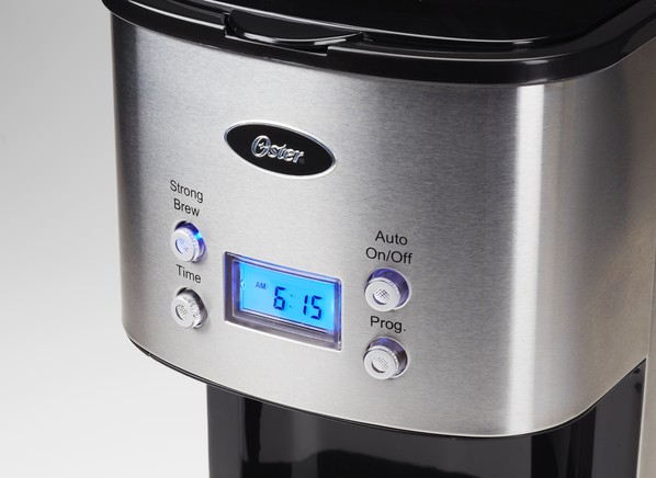 Oster Coffee Maker Set Time : Consumer Reports - Oster Stainless Steel Programmable BVST-JBXSS41