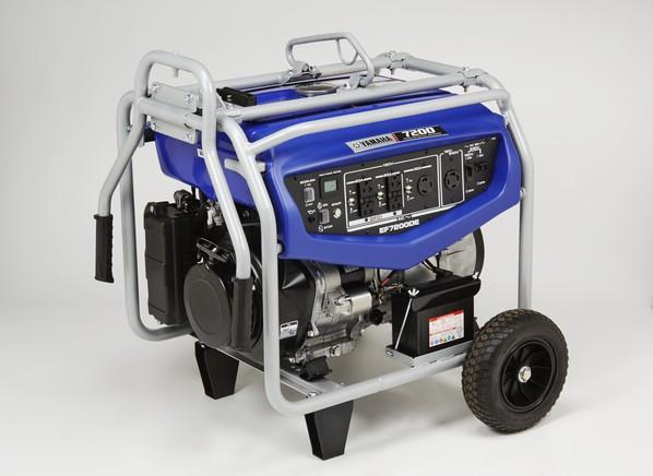 Yamaha Multi Fuel Generators