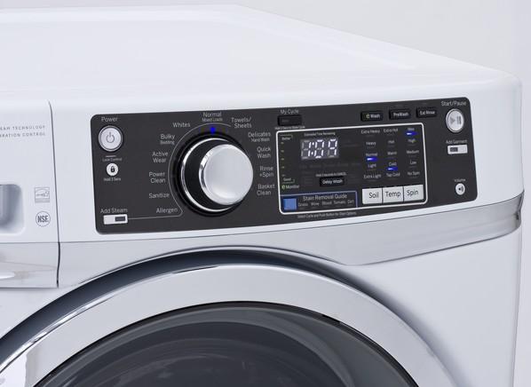ge washing machine ratings