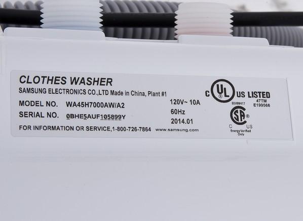 samsung wa45h7000aw washing machine