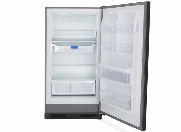 frigidaire gallery fgvu17f8qt freezer consumer reports