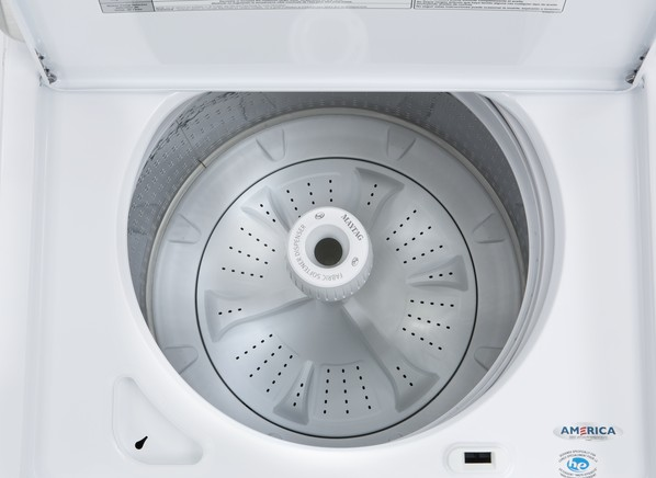 maytag agitator washing machine