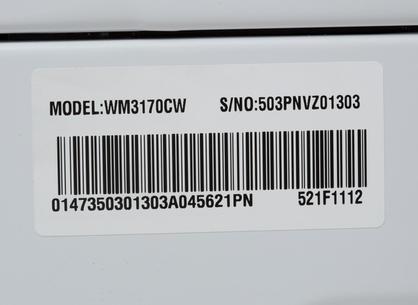 lg washing machine wm3170cw reviews