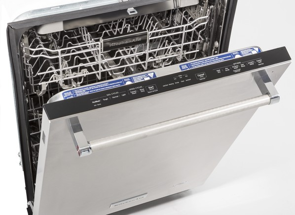 Kitchenaid Kdte254ess Dishwasher Consumer Reports