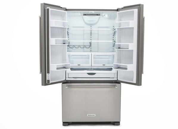 Kitchenaid Krfc302ess Refrigerator Consumer Reports