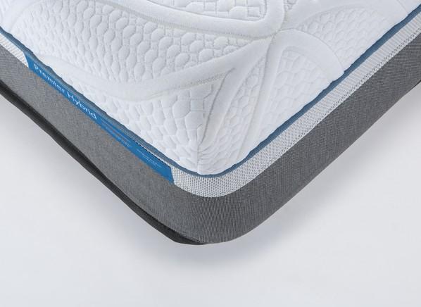 Sealy Posturepedic Premier Hybrid Copper Cushion Firm