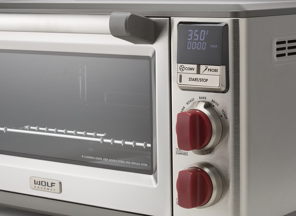 Countertop Oven Price : Wolf Gourmet Countertop WGCO100S Oven Toaster Prices