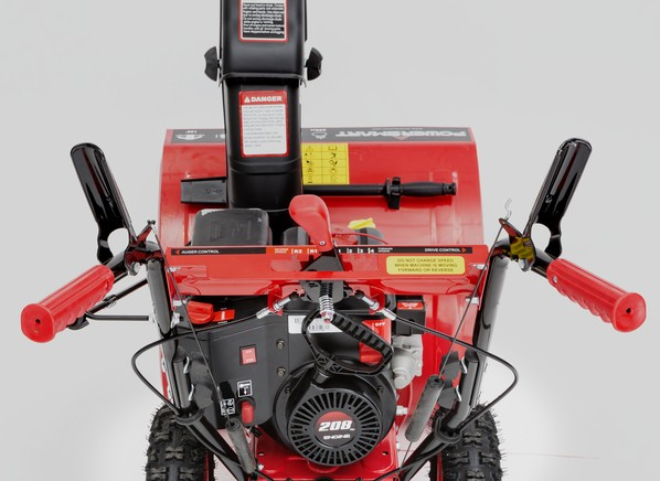 Power Smart Snow Blower Parts : Power smart db snow blower reviews consumer reports