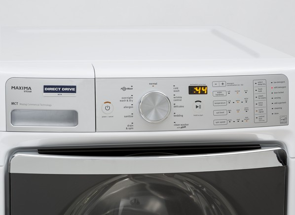 Maytag Maxima MHW8150EW Washing Machine - Consumer Reports