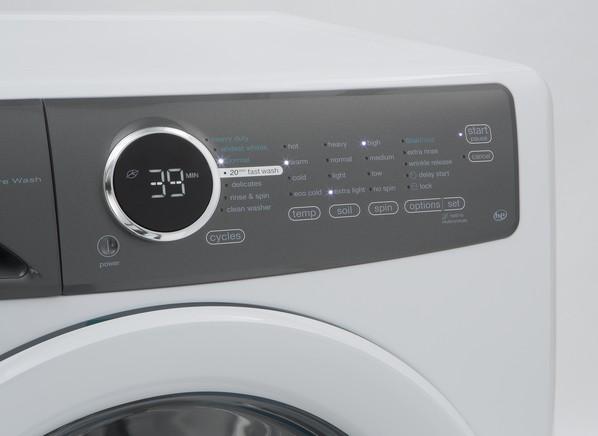 front loader washing machine ratings