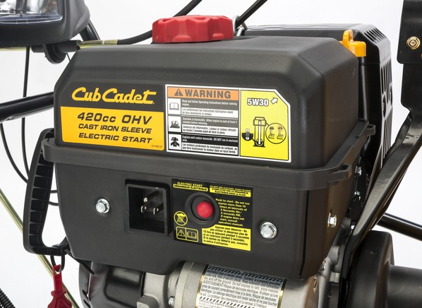 "Cub Cadet 3X 30"" PRO H Snow Blower - Consumer Reports"