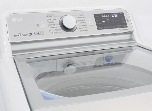 consumer reports top washing machine