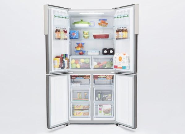 haier hrq16n3bgs refrigerator consumer reports. Black Bedroom Furniture Sets. Home Design Ideas