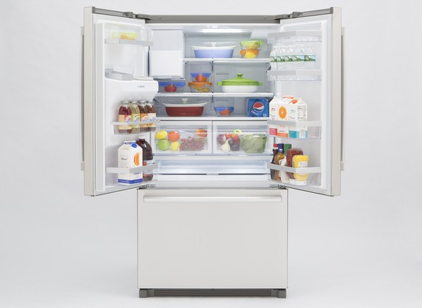 bosch 800 series b26ft80sns refrigerator consumer reports. Black Bedroom Furniture Sets. Home Design Ideas