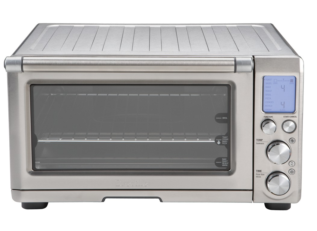 Oven toaster reviews of breville toaster oven for Breville toaster oven