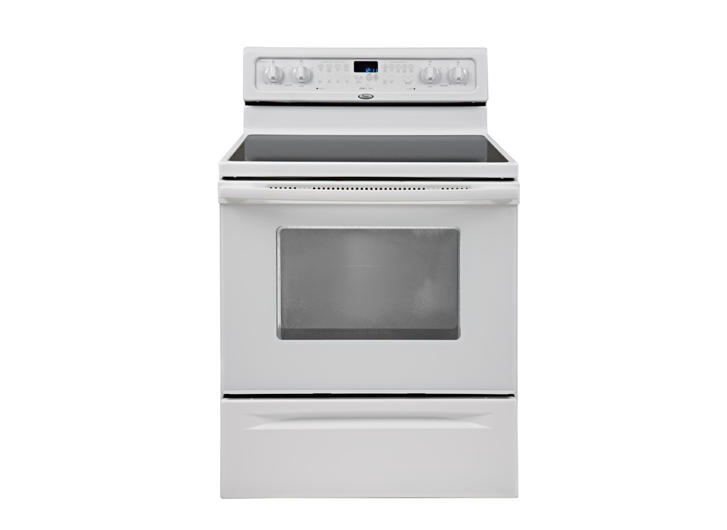 Whirlpool Self Cleaning Oven Accubake System Manual