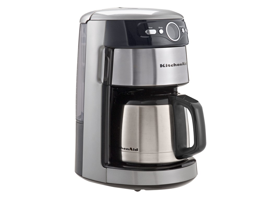 Kitchenaid Coffee Maker Operating Manual : Kitchenaid: Kitchenaid Coffee Makers