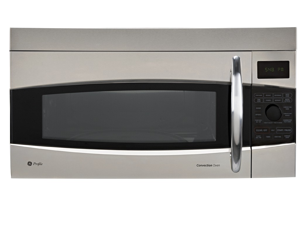 GE PVM1790SRSS Profile Series 1.7 Cu. Ft. Convection Over-the-Range Microwave Oven Stainless Steel at Sears.com