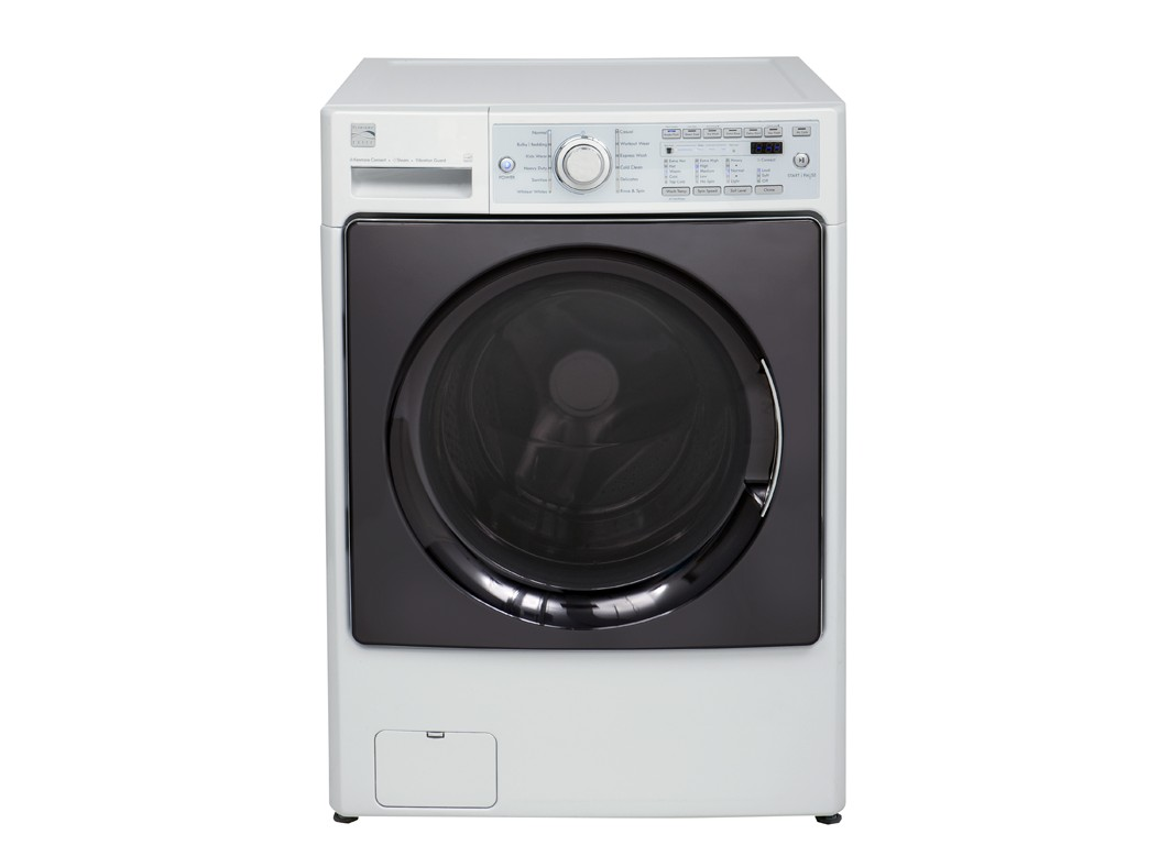 kenmore elite machine manual