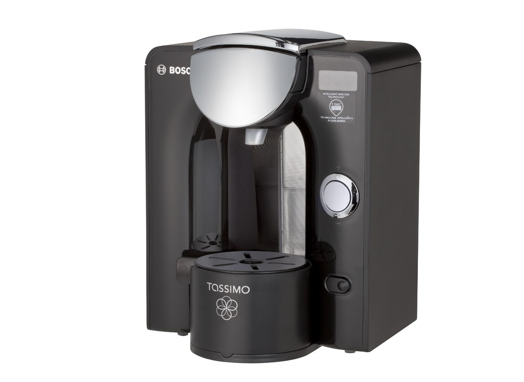 bosch tassimo t55 home brewing system black tas5542uc 002522587908 ebay. Black Bedroom Furniture Sets. Home Design Ideas