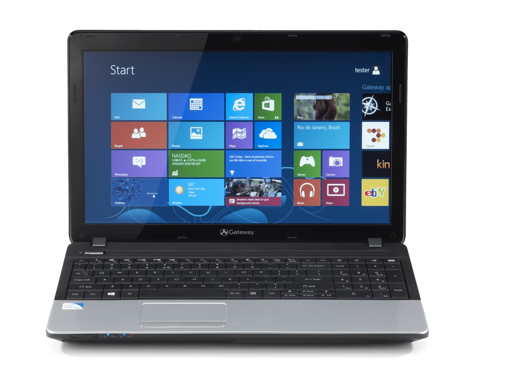 Gateway Laptop Windows 8