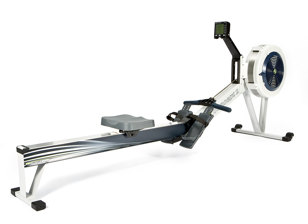 how to use the concept 2 rowing machine