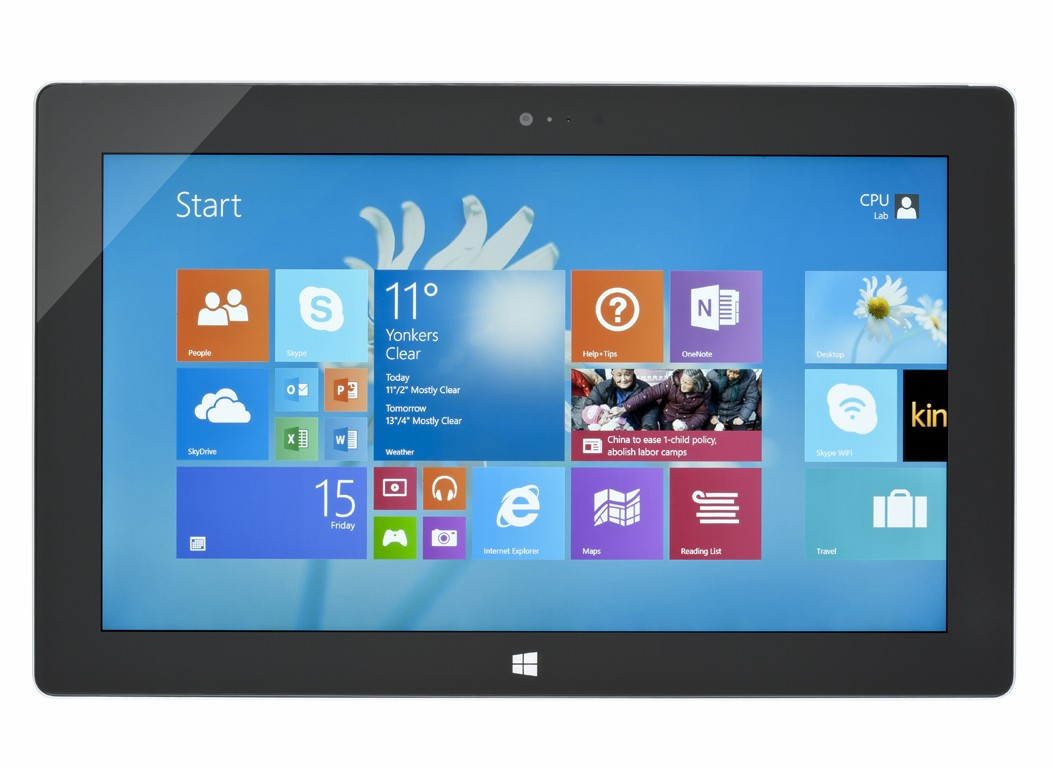 test review microsoft surface fuer windows
