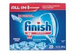 Finish-Gelpacs-Dishwasher detergent-image