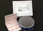 RTCA-4 Pass Charcoal Canister-Radon test kit-image