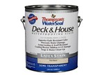 Thompson's-WaterSeal Deck & House Semi-Transparent Latex-Wood stain-image