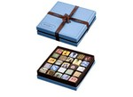 MarieBelle-25 Piece Blue Box-Chocolate-image